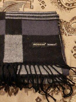 Шарфы - Мужской шарф,новый,прогулялся пару раз., 0