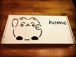 Полки - Полка для WiFi NetworkShelf 500х250х100 Cat Home, 0