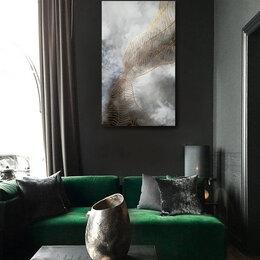 Картины, постеры, гобелены, панно - Интерьерная абстрактная картина, 0