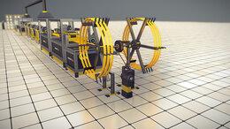 Производственно-техническое оборудование - Композитная арматура Оборудование для изготовления, 0