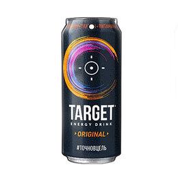 Ингредиенты для приготовления напитков - Энергетический напиток Target Original 0,45 л, 0
