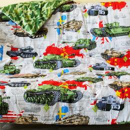 """Одеяла - Одеяло детское """"Танки"""" с декоративными пуговицами, 0"""