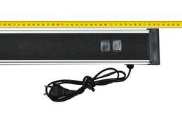 Оборудование для аквариумов и террариумов - LED светильник для аквариума 80 см светодиодный, 0