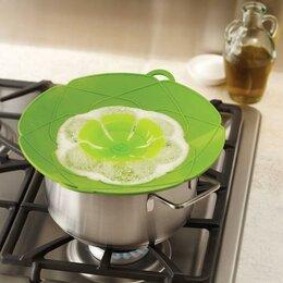 Посуда - Силиконовая крышка Невыкипайка, 0