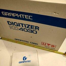 Аксессуары для графических планшетов - Дигитайзер Graphtec KD4030 с дисплеем DP1000, 0
