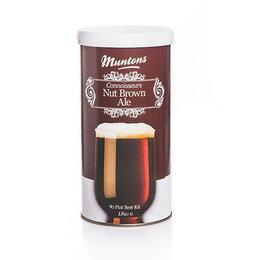 Ингредиенты для приготовления напитков - Экстракт солодовый MUNTONS Nut Brown Ale, 0