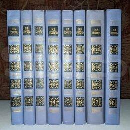 Художественная литература - Собрание сочинений в 8 томах Н.В. Гоголь 1984 г, 0