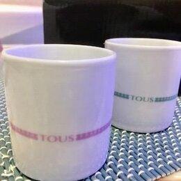Кружки, блюдца и пары - Кофейная пара чашек Тоус , 0