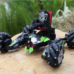 Радиоуправляемые игрушки - Машинка-танк с управлением жестами, 0