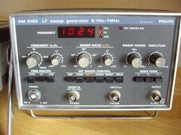 Радиодетали и электронные компоненты - Генератор PHILIPS-PM-5165, 0