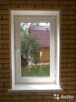 Окна - Окно Пластиковое одностворчатое, 0