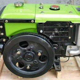 Двигатели - Дизельный двигатель 10 л.с. Тата/Zubr SH190NDL, 0