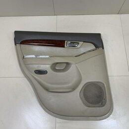 Интерьер  - Обшивка двери задней левой Toyota Land Cruiser Prado J120 2002-2009, 0