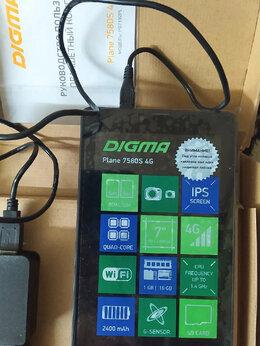 Планшеты - Планшет Digma Plane 7580S 16GB, 0