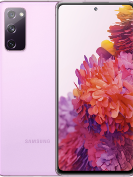 Мобильные телефоны - Смартфон Samsung Galaxy S20 FE 128 Violet…, 0