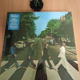 Виниловые пластинки - Виниловая пластинка BEATLES - Abbey Road - Anniversary Edition (EMI) (3LP), 0
