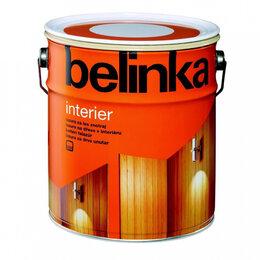 Пропитки - belinka interier 10 л. №68 земельно-коричневый, 0