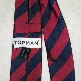 Галстуки и бабочки - 🔥Стильный узкий современный галстук TopMan, 0