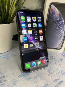 Мобильные телефоны - iPhone XR 128GB Black Ростест , 0