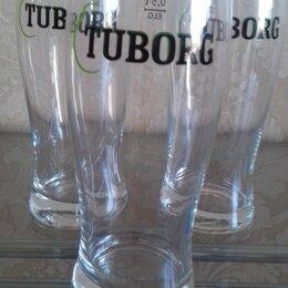 Бокалы и стаканы - Бокалы Tuborg , 0