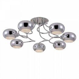 Люстры и потолочные светильники - Люстра потолочная Miranda FR5039PL-07CH, 0