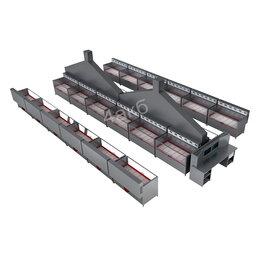 Зарядные устройства и адаптеры питания - Зарядно-разрядный комплекс для заряда автомобильных аккумуляторов КРОН-ПЗРК-144А, 0