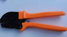 Клещи и бокорезы - IWISS AP-1016 Обжимные клещи 0.5 - 16 мм.кв, 0