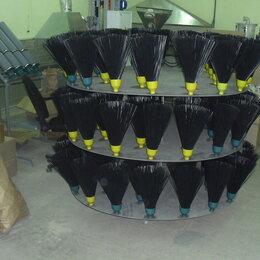 Производственно-техническое оборудование - Автоматический комплекс выпуска круглой метлы, 0