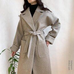 Пальто - Пальто-халат , 0