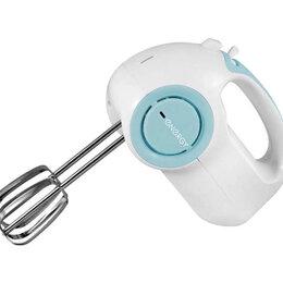 Промышленные миксеры - Миксер Energy EN-296 150 Вт 5 скоростей бело-голуб, 0