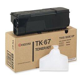 Аксессуары для принтеров и МФУ - Заправка картриджа Kyocera TK-65, TK-67, для принтеров Kyocera FS-3820/3830, 0