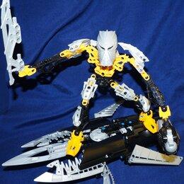 Роботы и трансформеры - Lego Bionicle Toa Ignika (8697) Бионикл Тоа Игника, 0