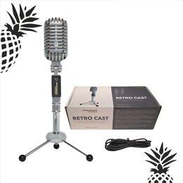 Микрофоны - Mикрoфoн Маrantz Rеtrо Саst, 0