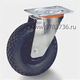 Тележки и тачки - Колесная опора поворотная Tellure Rota 825702, 0