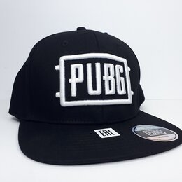 Головные уборы - Бейсболка PUBG, 0