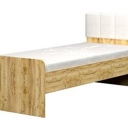 Кровати - Кровать Лего односпальная с мягкой спинкой, 0