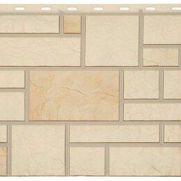 Фасадные панели - Фасадные панели Дёке Бург Пшеничный  (Docke-R Burg), 0
