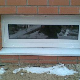 Готовые конструкции - Окно фрамуга, 0