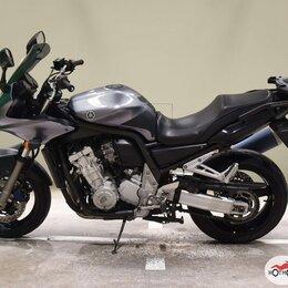 Мототехника и электровелосипеды - Мотоцикл YAMAHA FZS 1000 2003, СЕРЫЙ пробег 45959, 0