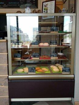 Холодильные витрины - Витрина холодильная Carboma Cube Люкс, 0