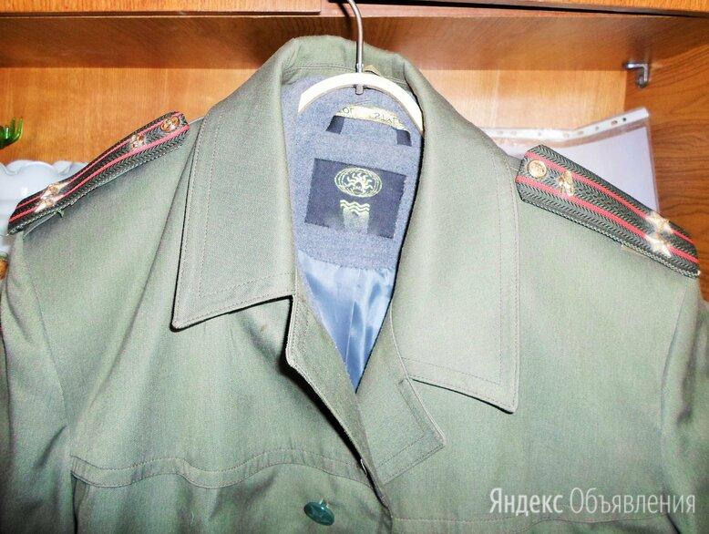 Милитария. офицерский плащ СА СССР по цене 450₽ - Военные вещи, фото 0