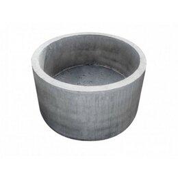 Железобетонные изделия - Кольца колодцев с дном КД 20.9, 0