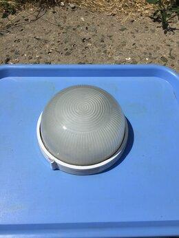 Настенно-потолочные светильники - Плафон влагонепроницаемый , 0