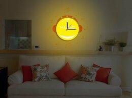 Ночники и декоративные светильники - Светильник-часы, 0