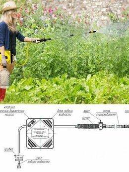 Электрические и бензиновые опрыскиватели - Опрыскиватель садовый аккумуляторный Эко Туман…, 0