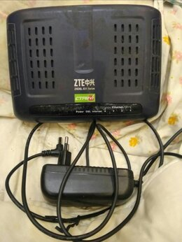 Проводные роутеры и коммутаторы - Модем стрим zte,модель-zxdsl 831c11, 0