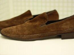 Туфли - Замшевые лоферы Vittorio Virgili, 0
