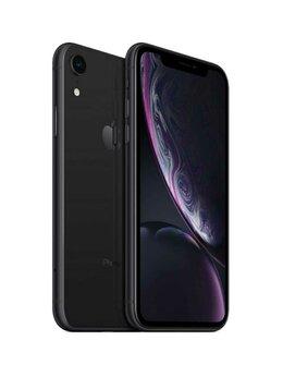 Мобильные телефоны - IPhone XR 64GB Black Новый, 0