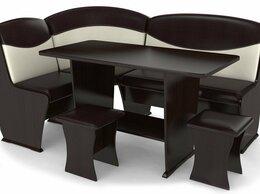Мебель для кухни - Кухонный уголок Консул 2  шоколад в наличии с…, 0
