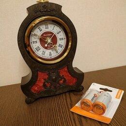 Часы настольные и каминные - Часы настольные  «Янтарь», 0